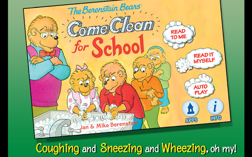 BB - Come Clean For School