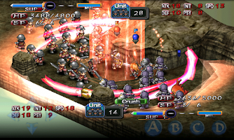 Screenshot of SRPG Generation of Chaos