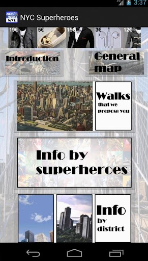 Alternative Walks-NYC Heroes L