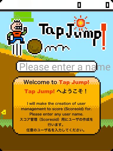 Tap Jump