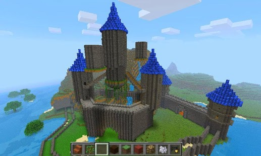 Castle Ideas - Minecraft- screenshot thumbnail