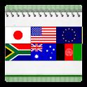 National Flag Quiz World logo