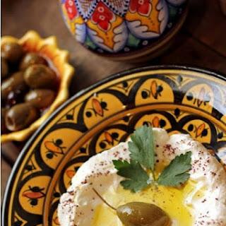 Labneh~ A Creamy Yogurt Cheese