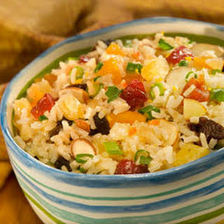 Ginger-laced Italian Rice Salad.