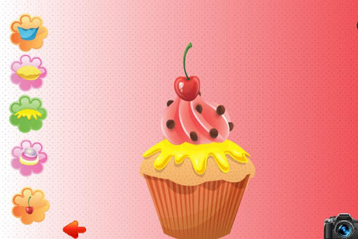 蛋糕 制造者 游戏