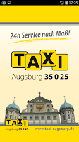 Screenshot of Taxi Augsburg 35025