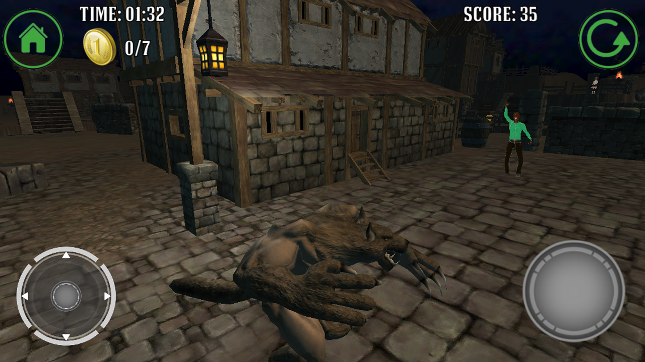 Werewolf Simulator Adventure- screenshot