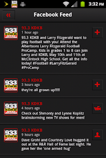 93.3 KDKB - screenshot thumbnail