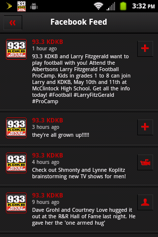 93.3 KDKB - screenshot