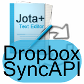 Jota+ Dropbox Sync Connector
