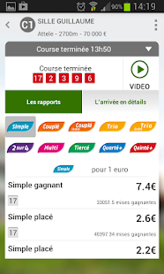MyPMU Infos- screenshot thumbnail