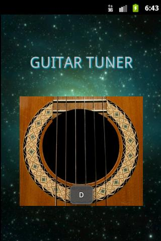 Guitar Tuner Pro - screenshot