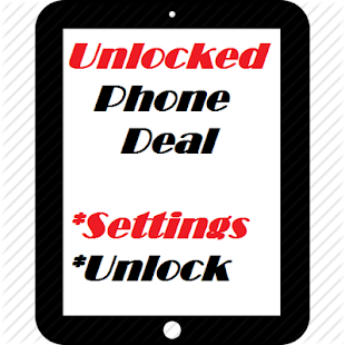 Phone Deals-Unlock-Settings - screenshot thumbnail