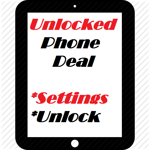 Phone Deals-Unlock-Settings - screenshot