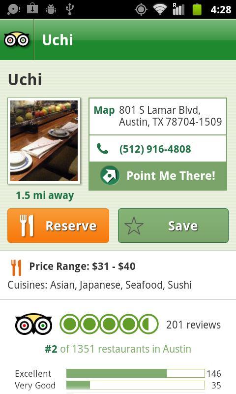 Austin City Guide screenshot #4