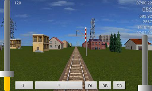 Train Driver - Train Simulator  screenshots 6
