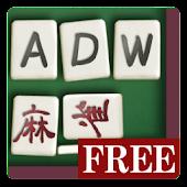 ADW Theme Mahjong FREE