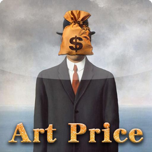 商業App|藝術家行情表 LOGO-3C達人阿輝的APP