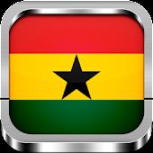 Radios from Ghana