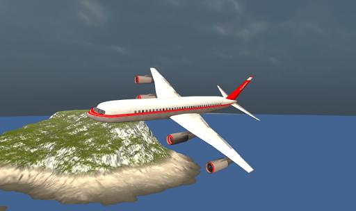 Free Plane Simulator Game 3D