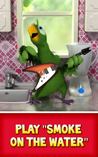 Talking Pierre the Parrot 3.4 screenshots 6