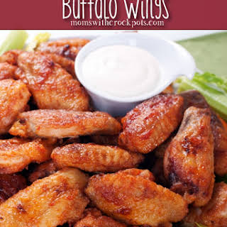 Crock Pot Buffalo Wings.