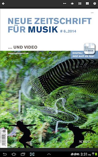 Neue Zeitschrift fu00fcr Musik 7.2.63 screenshots 3