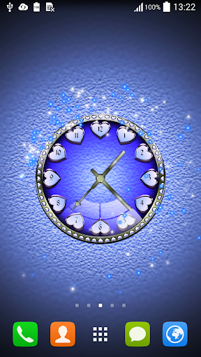 免費個人化App|时钟动态壁纸应用程序|阿達玩APP