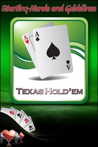 Texas Hold 'Em Tips - screenshot
