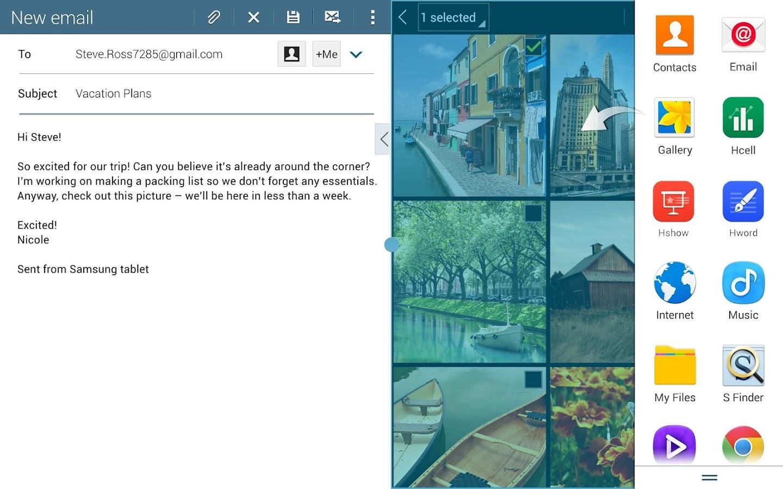 Tab® Pro 10.1 Owner's Demo - screenshot