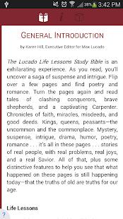 Lucado Life Lessons - náhled