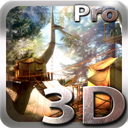 Tree Village 3D Pro lwp