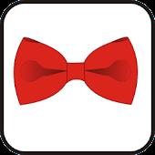 Bow Tie Red doo-dad