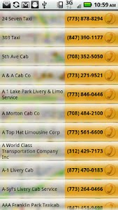 Taxi share - Chicago screenshot 3