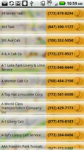 Taxi share - Chicago- screenshot thumbnail