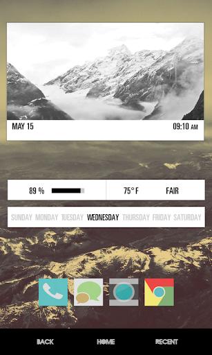 玩免費個人化APP|下載Card UI UCCW Skin app不用錢|硬是要APP