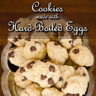 Cookies Made with Hard-Boiled Egg Whites – It Works and It's Fantastic!.