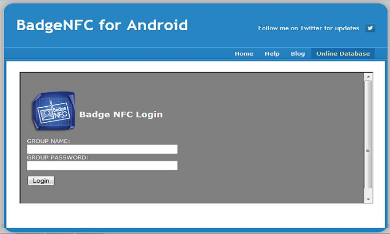 Badge NFC PRO Key- screenshot