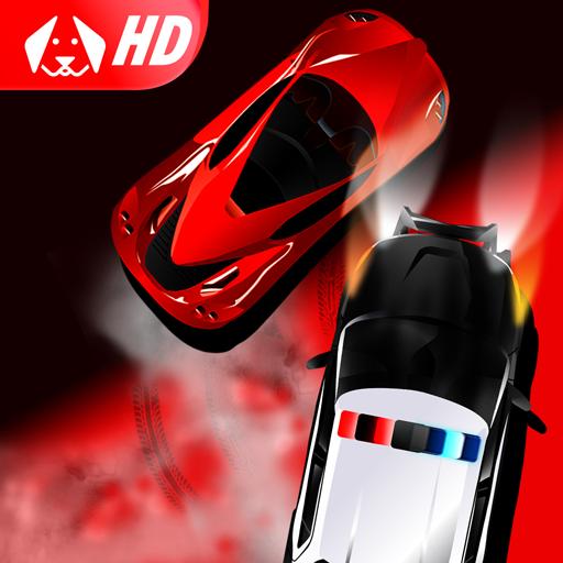 Red Fury Pro HD Road Rush Race