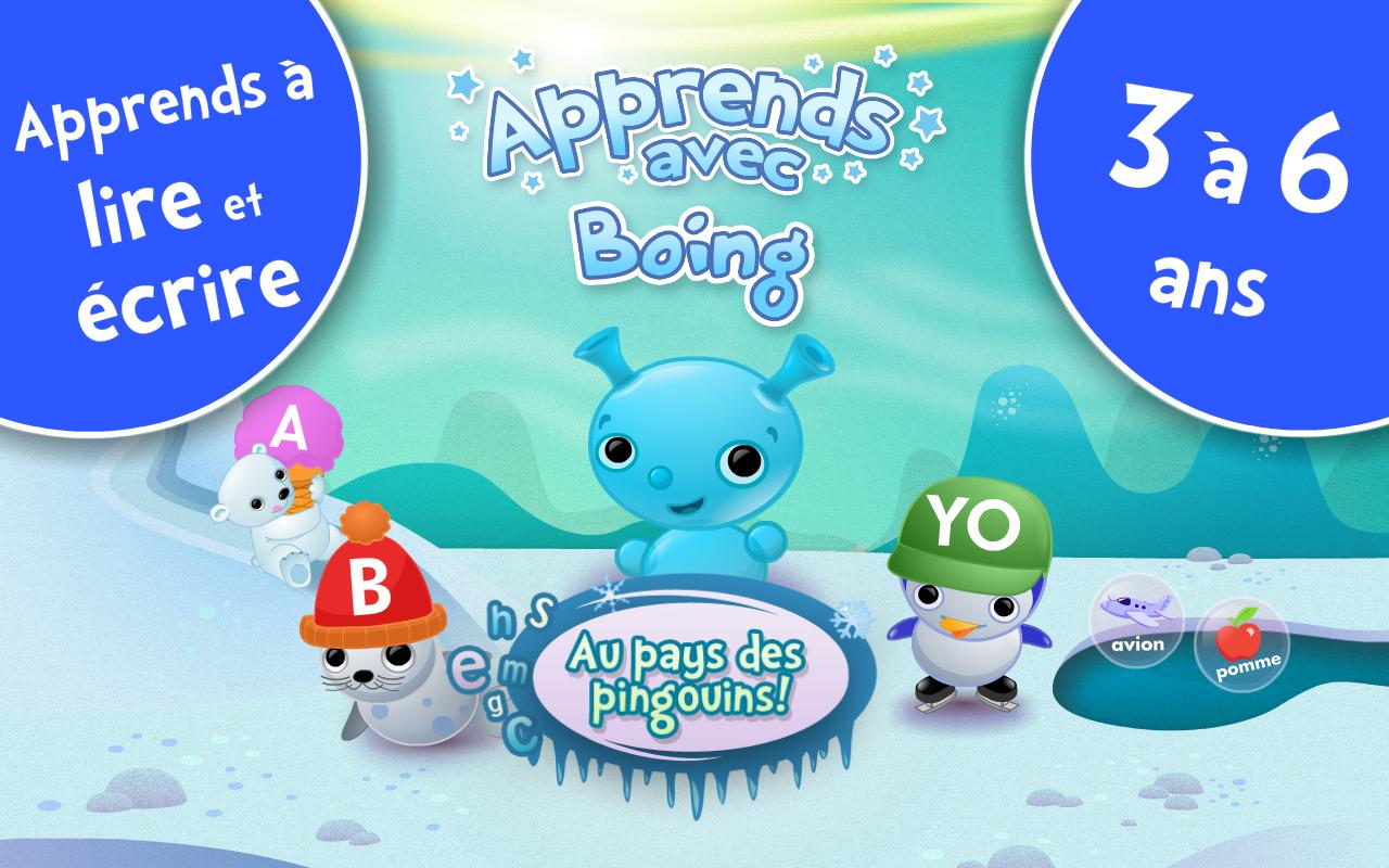 Alphabet et mots! Jeux enfants- screenshot