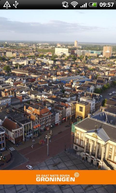 Groningen Routes- screenshot