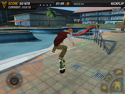 Mike V: Skateboard Party - screenshot thumbnail