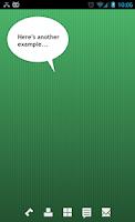 Screenshot of Simpl Backgrounds