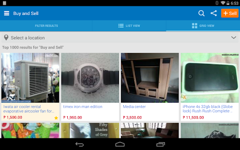 OLX by Sulit - screenshot thumbnail