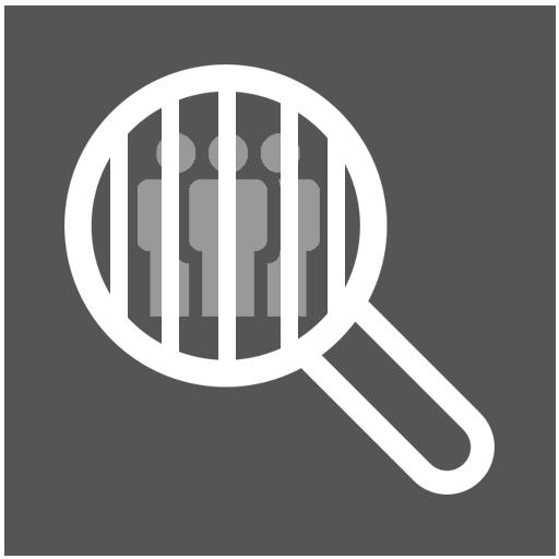 収容者検索のヒント 書籍 App LOGO-硬是要APP