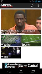 WITN News - screenshot thumbnail