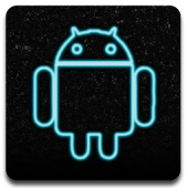 Icon Pack - Neon Blue