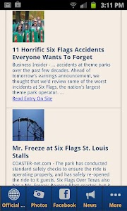 Six Flags Over Texas screenshot 1