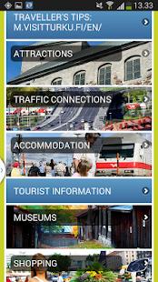 CITY-OPAS Turku & Region - screenshot thumbnail