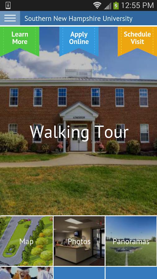 Snhu Campus Virtual Tour